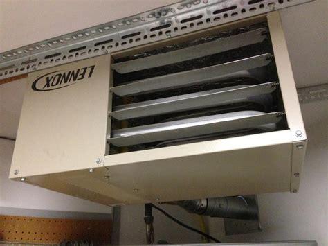 lennox  btuh garage heater east regina regina