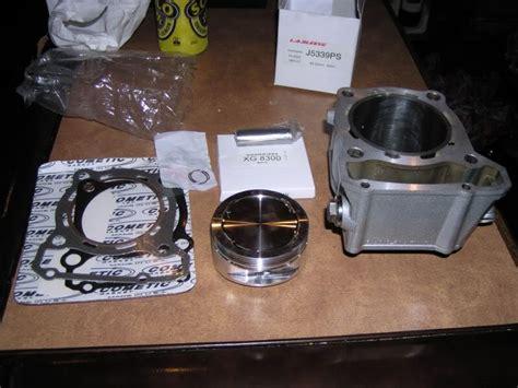 Piston Kit Klx 250 Riko got my bill blue 331 kit kawasaki forums