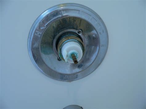 leaking bathtub how to fix a leaky bathtub faucet removing the spout from