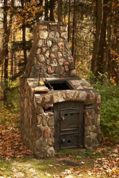 backyard oven diy outdoor brick oven