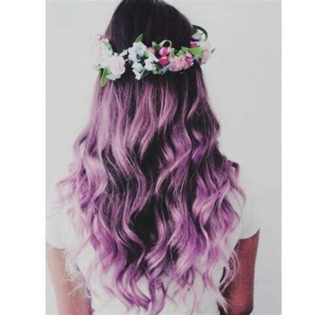 Different Types Of Hair Dye by Any Ideas For Different Types Of Purple Hair Dyes On The