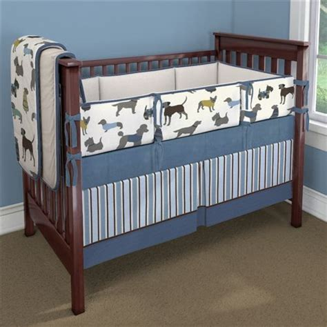 puppy crib bedding pin by jessica bowman on little bundle of joy pinterest