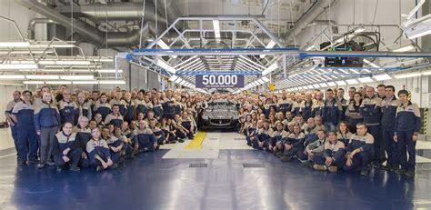 Coffee Di Sevel maserati celebrates being 100 with 50 000 cars