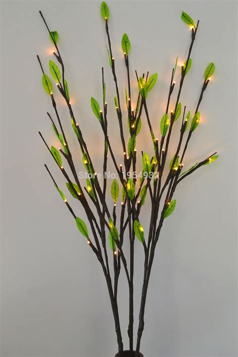 Vase Suppliers Popular Lighted Branches Buy Cheap Lighted Branches Lots