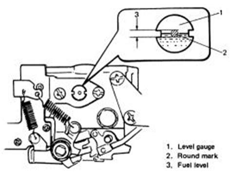 suzuki samurai carburetor diagram suzuki samurai carburetor adjustment car repair manuals