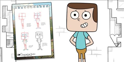 How To Draw Jeff From Clarence