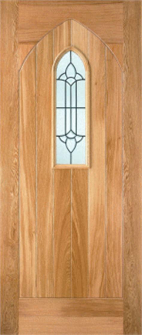 wooden front doors  solid oak   measure doors