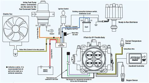 fast efi fuel injector wiring diagram home wiring