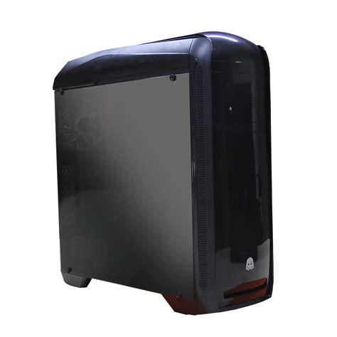 Digital Alliance N8 Black Transparent Window Mid Tower Gaming Chassis digital alliance gaming n7b tonix computer rakit