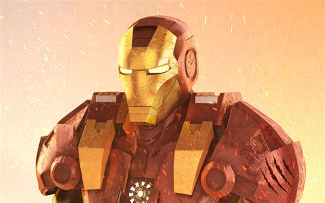 wallpaper iron man cgi 3d hd creative graphics 10571