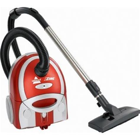 review bissell zing canister vacuum bagged 7100b this usa