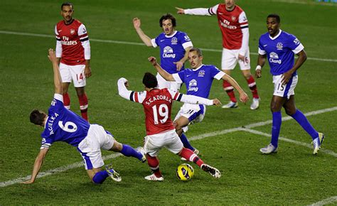 arsenal everton could everton vs arsenal decide who finishes fourth this