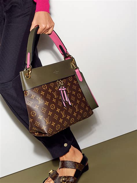 monogram colors introducing the louis vuitton monogram colors purseblog
