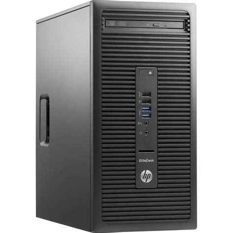 Elite Desk by Hp Elitedesk 705 G2 Microtower Pc With 1tb Hdd P0d59ut Aba B H