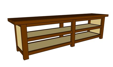 Sofa Table Plans Sofa Table Plans Howtospecialist How To Build Step By Step Diy Plans