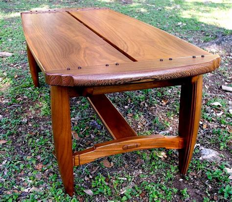 craftsman style coffee table custom handmade craftsman style coffee table in walnut