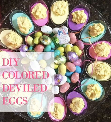 colored deviled eggs for easter best 25 colored deviled eggs ideas on easter