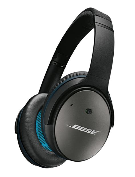 Comfort Headphones by Bose Introduces The Quietcomfort 25 Acoustic Noise