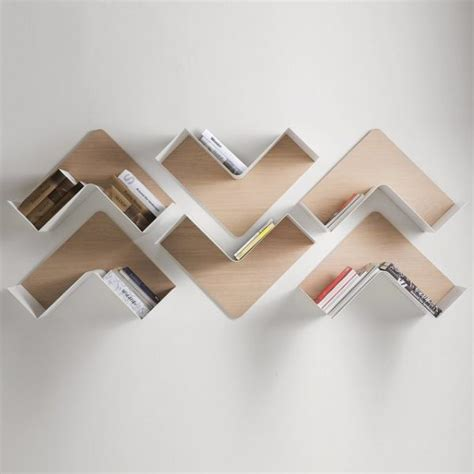 Unusual Shelving | 31 unique wall shelves that make storage look beautiful