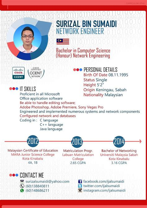 Resume Exle In Malaysia by Shahrin Selamat On Quot Contoh Resume Yang Kreatif