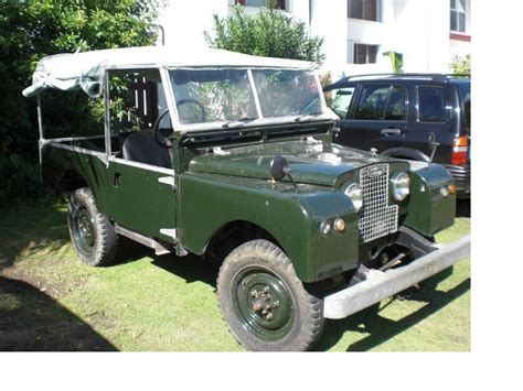 Topi Land Rover Series One Club land rover series one club 1955 57108067