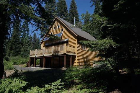 Bucks Lake Cabins by Bucks Lake Cabin California Outdoor Properties