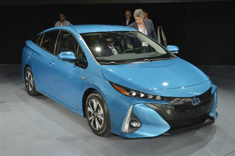 current toyota latest toyota prius goes plug in and gets the fastest