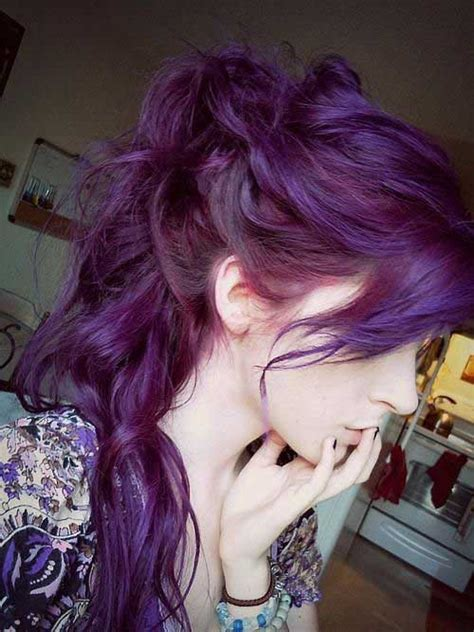 cute color hairstyles tumblr 15 cute hair color ideas long hairstyles 2016 2017