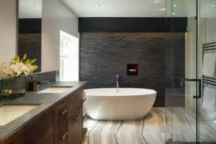 Contemporary Bathroom Sink - contemporary master bathroom with undermount sink