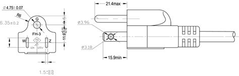 3 prong electrical wiring three prong diagram 3 prong replacement