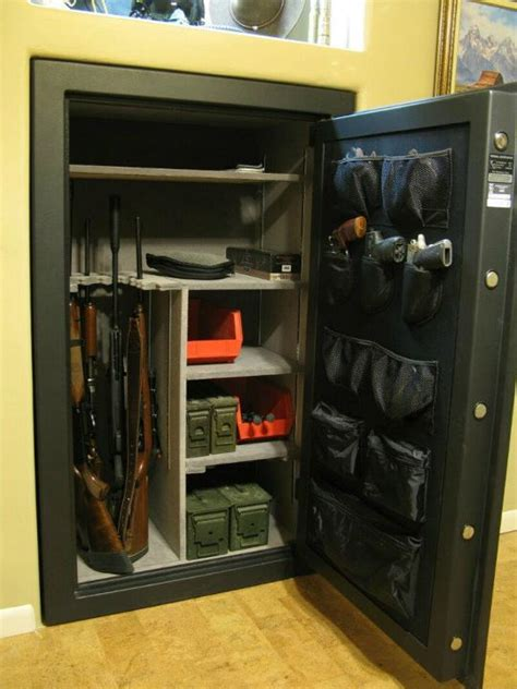 Safe In Closet by The Most Awesome Images On The Guns Closet
