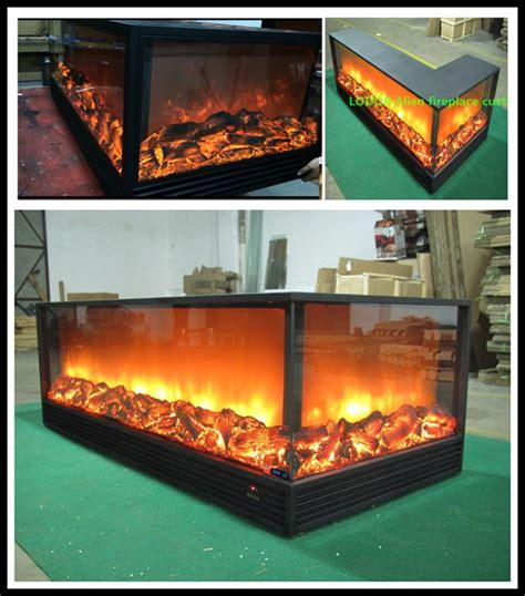 most realistic electric fireplace with led light buy