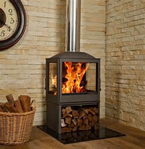 wood burning fireplaces 4 glass