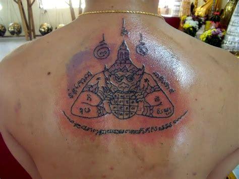 malaysia tattoo sak yant thai temple tattoos tag sak yant in malaysia