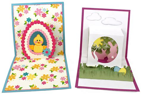 make your own easter cards how to make pop up cards pazzles craft room