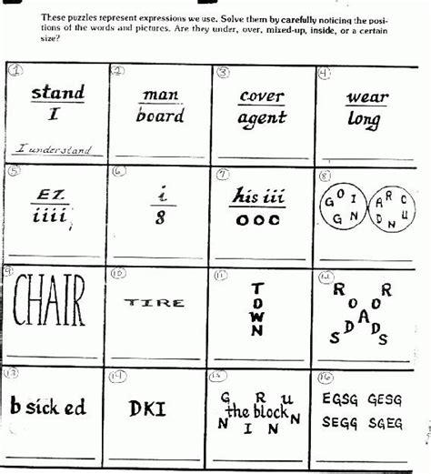 quizzles logic puzzles printable brain teasers riddles brain teasers fun brain teasers