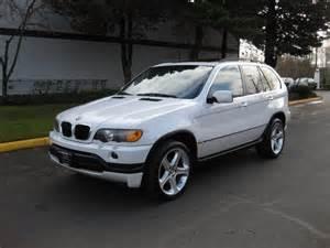 2001 Bmw X5 4 4 I 2001 Bmw X5 4 4i Awd Suv Winter Prm Pkgs 4 8is Kit Mint