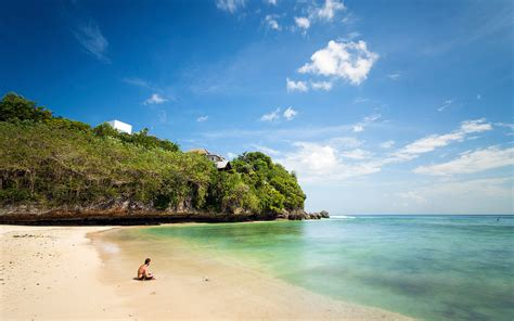 beaches  bali travel leisure