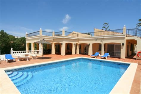 4 bedroom villas in spain luxury villas with private pools at la manga club in spain