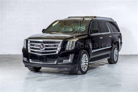 Limousine Vehicle by Cadillac Escalade Armored Limousine For Sale Inkas