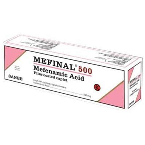 Obat Mefinal harga obat mefinal tablet analgesik terbaru 2017