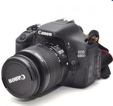 harga kamera canon eos 600d dslr slr terbaru cek harga