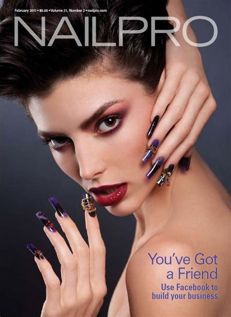 Nail Magazine by 13 Best Images About 2012 Nailpro Covers On