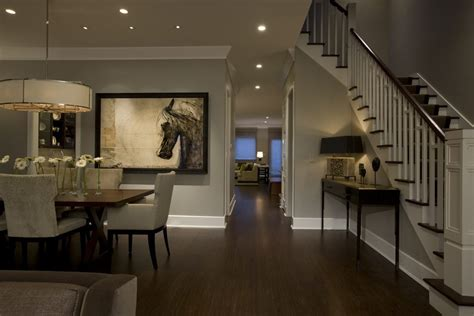 mushroom paint color dining room traditional with dark