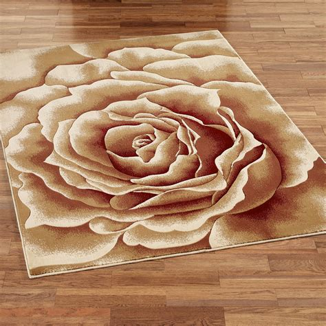 Rugs With Roses On Them by Floral Splendor Area Rugs