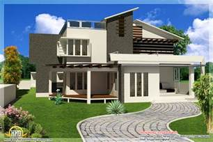 Modern House Plans Designs New Contemporary Mix Modern Home Designs Kerala Home
