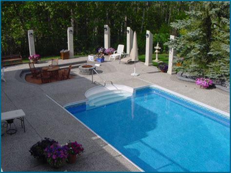 watson pools inc edmonton swimming pool builder