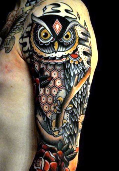 owl tattoo sleeve 17 best ideas about owl sleeves on owl