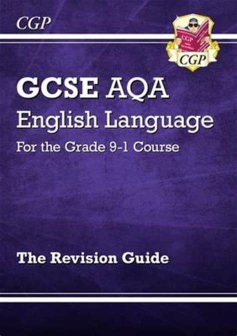 aqa english lang lit revision checklist by uk teaching resources tes new gcse english language aqa revision guide for the grade 9 1 course cgp books cgp books