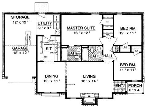 Mi Casa Floor Plan by Planos Casas On Pinterest Floor Plans House Plans And